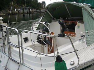 10% share in 30' sailboat Co-op North Shore Greater Vancouver Area image 2