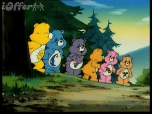 The Care Bears 1985-88 Complete Series DVD