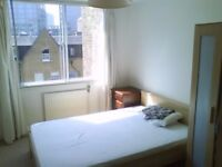 Large Single/Double Bedrooms available close to Stratford. Garden included. Everyone is welcome