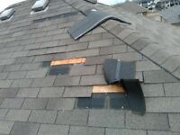 ROOFING REPAIRS AND INSTALLATION!