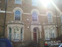 Stunning 2 bed period conversion in stokey N16! Spacious with loads of character! ONLY 320pw!