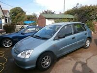 Honda Civic 1.4 i Max Limited Edition 5dr Hatchback 2001 Y reg 72500 Miles p/x welcome