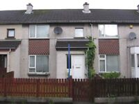 2 bedroom house for rent Limavady. £115.00 per week.