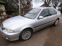 Rover 45 1.4 Impression S 5dr Hatchback 2004 53 Reg 58k