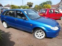 Mazda 323 1.3 LXi Small Hatch /Estate