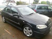Vauxhall Astra 1.8i 16v 2004 SRi 5 Dr Hatchback