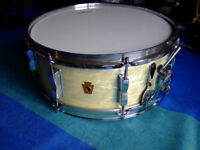 LUDWIG WFL BUDDY RICH SNARE DRUM