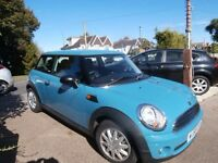 MINI Hatch 1.4 First 3dr HATCHBACK 2009 09 Reg FSH 38893 Miles MANY MORE CARS IN STOCK