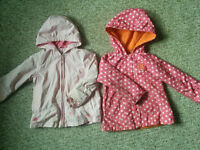 Spring jackets 3T
