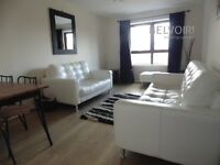 Excellent1 bed flat - available immediately -near Glasgow Airport