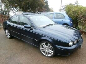 Jaguar X-TYPE 2.5 V6 Automatic 2006 Sport