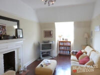 spacious three double bedroom apartment in Hampstead Garden Suburb/East Finchley (Northern Line)
