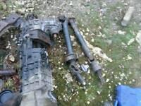 Ford ranger mazza pick up parts
