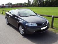 Renault Megane CC Hard top 2007 may px swap swop why for diesel