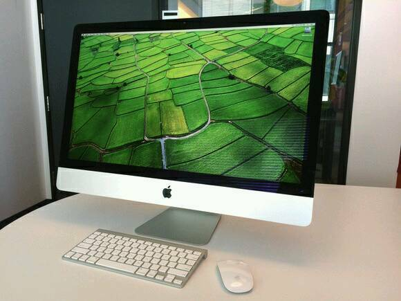"Apple imac 27"" i5 Late 2015 5K"