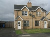 2 Bedroom semi - detached house Carn manor