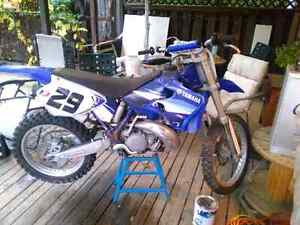 Yamaha YZ 250 dirt bike Kitchener / Waterloo Kitchener Area image 1