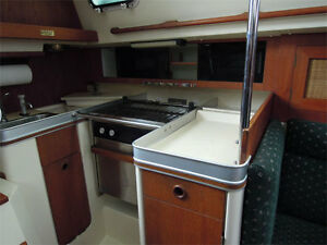 10% share in 30' sailboat Co-op North Shore Greater Vancouver Area image 3