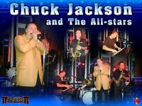 Chuck Jackson & The AllStars with Special Guest VOODOO Pawn Shop