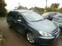 Peugeot 307 SW 2.0 HDi XSi 2004 Family Diesel