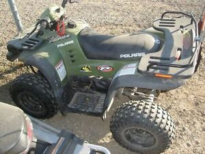 Used 2002 Polaris Sportsman