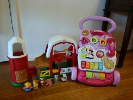 Toys - walker and farm Brighton Bayside Area Preview