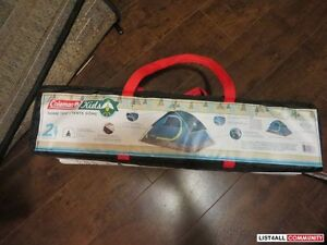 Coleman tent kids 2 person tent brand new ,never been used