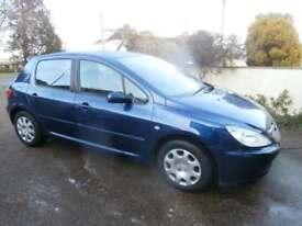 Peugeot 307 1.4 2001MY LX