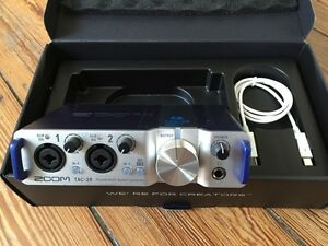 Studio recording Thunderbolt Audio Interface TAC-2R New/Box