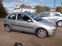 DIESEL Vauxhall Corsa 1.3 CDTi 16v SXi 3dr Hatchback 2004 04 Reg £1195 109241