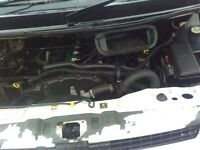 Ford transit 2.4 tdci 115 psi 2010 engine complete full working condition