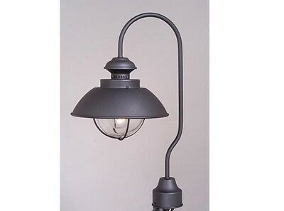 Nautical Outdoor Lighting - Outdoor Light Nautical Post Lighting Harwich Country Vaxcel Landscape OP21505TB