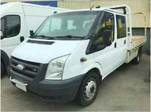 Ford Transit  2007 6 Seater Dual Cab Ute  $260- per week Mount Druitt Blacktown Area Preview