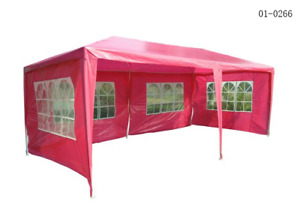 10' x 20' Wedding Party Tent Outdoor Event Camping Gazebo Canopy