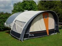Isabella TAB 320 Awning pre 2015 (Blue/Orange)