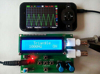 Dds Function Signal Generator Module Sine Square Sawtooth Triangle Wave New