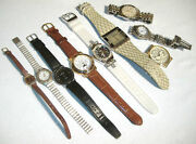 Timex Watch Lot