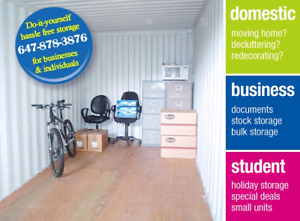 *****Self Storage for rent****