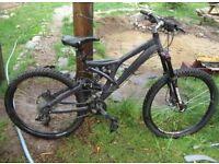 Norco six 3 mountain bike