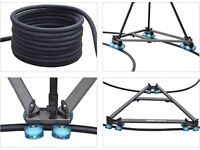 Proaim Swift Dolly inc. 12ft track + curved track