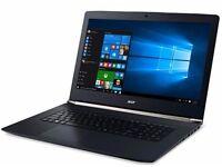 Acer Aspire V Nitro VN7-592G with 16GB RAM i5 6300HQ GTX 960M Gaming Laptop