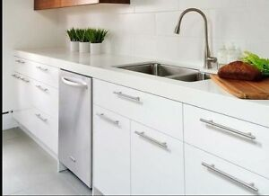 Square Pulls |  T pull BAR |Cabinet Handles  SIZES UPTO 36""