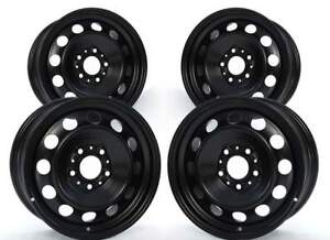Winter Steel Rims And Tire Packages