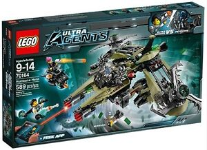 LEGO SET 70164 Ultra Agents BRAND NEW RETIRED
