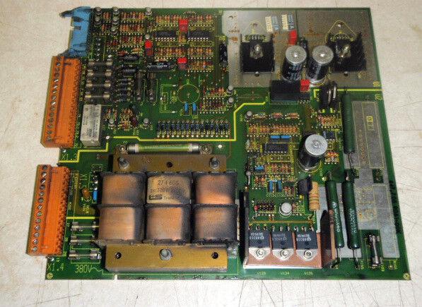 Siemens Circuit Board  6RB2000-0GB00 _ 447 700.9061.00K _ 6RB2-000-GB00 PCB