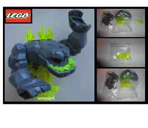 Lego-Power-Miners-Geolix-Large-Rock-Monster-Neon-Green-Minifigur-8963-8709-new