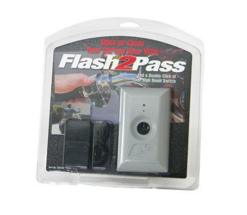 Motorcycle Garage Door Opener Ebay