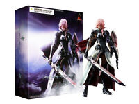 Final Fantasy XIII Lightning Returns Play Arts Kai Figure Brand New