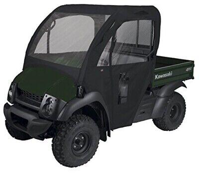 Classic Accessories UTV Cab Enclosure Black for Kawasaki Mule 610 55-5959 394155 Kawasaki Mule Accessories