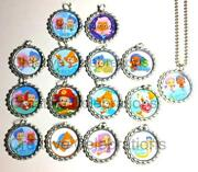 Bubble Guppies Bottle Caps